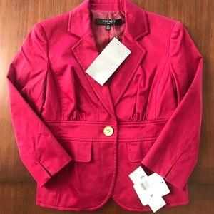NWT Nine West Suit Jacket